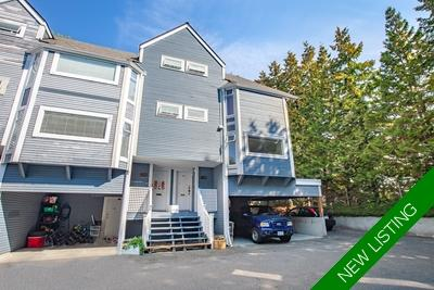 Champlain Heights Townhouse for sale: Huntingwood 3 bedroom 1,743 sq.ft. (Listed 2018-09-10)
