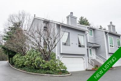 Champlain Heights Townhouse for sale:  3 bedroom 2,514 sq.ft. (Listed 2019-01-09)