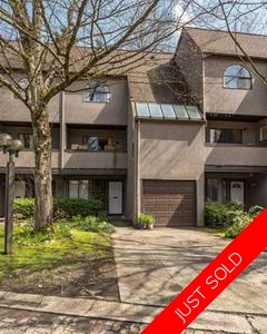 Forest Hills Townhouse for sale: Simon Fraser Village 4 bedroom 1,786 sq.ft. (Listed 2017-04-10)