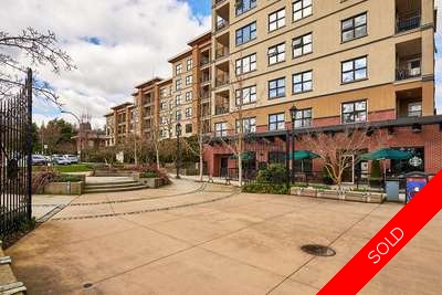 Sapperton Apartment for sale: San Marino on the Heights 1 bedroom 621 sq.ft. (Listed 2017-04-04)
