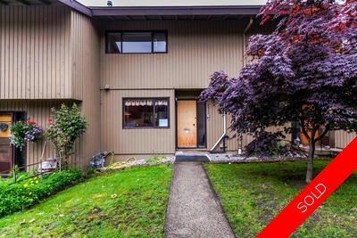 Simon Fraser Hills Townhouse for sale: Simon Fraser Hills  3 bedroom 1,800 sq.ft. (Listed 2017-06-05)