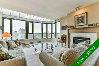 Metrotown Apartment for sale: Place Meridian 2 bedroom 1,232 sq.ft. (Listed 2020-09-09)